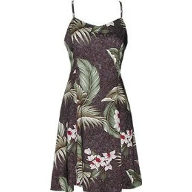 Wild Orchid Hawaiian Aloha Sundress for Women